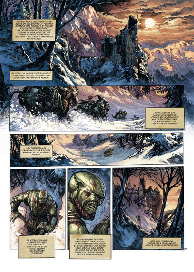 Page 1 Orcs & gobelins tome 3
