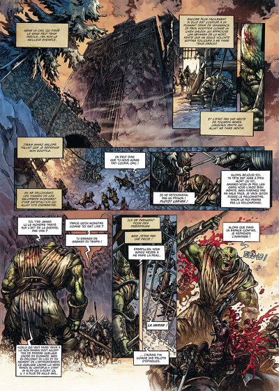 Page 2 Orcs & gobelins tome 3