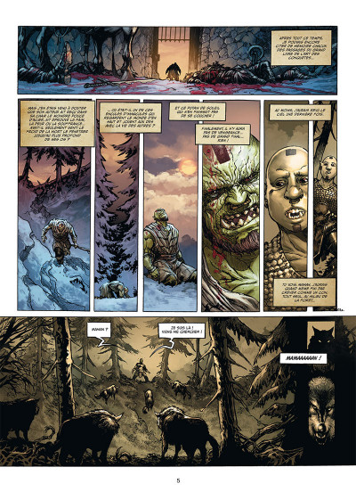Page 3 Orcs & gobelins tome 3