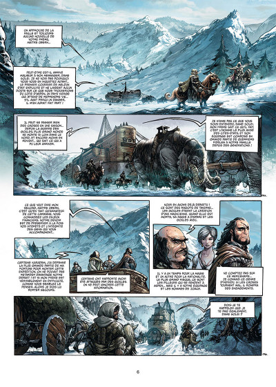 Page 4 Orcs & gobelins tome 3