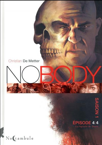 Couverture No body - saison 1 tome 4