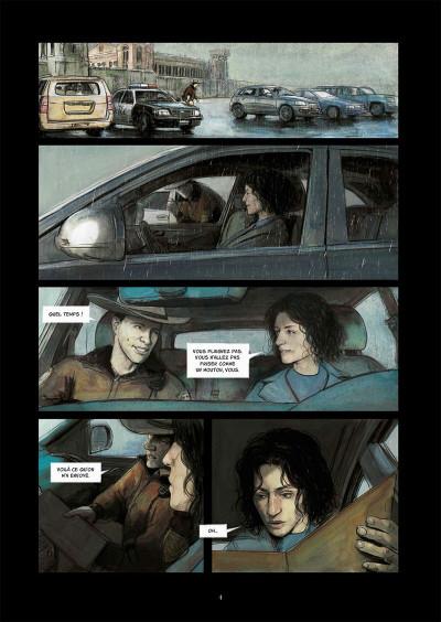 Page 2 No body - saison 1 tome 4