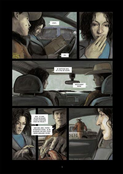 Page 3 No body - saison 1 tome 4