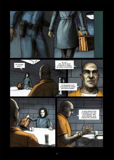 Page 4 No body - saison 1 tome 4