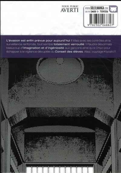 Dos Prison school tome 16