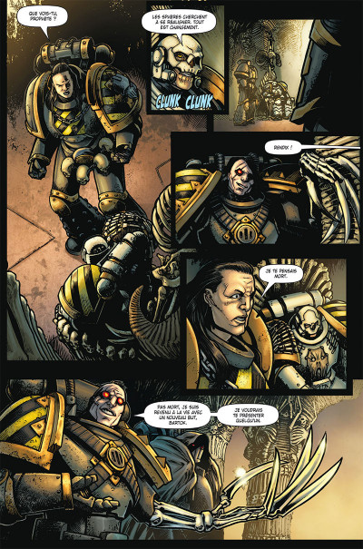 Page 2 Warhammer 40 000 tome 3