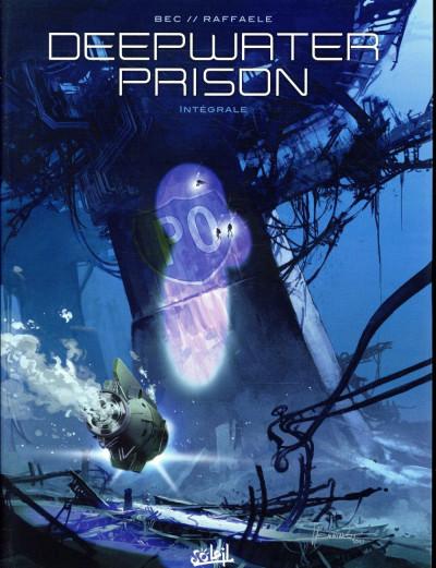 Couverture Deepwater prison - intégrale
