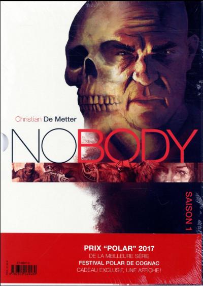 Dos Nobody saison 1 - fourreau tomes 3 et 4
