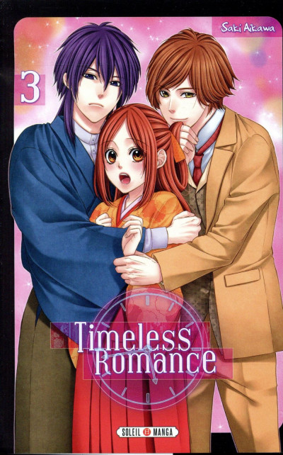 Couverture Timeless romance tome 3