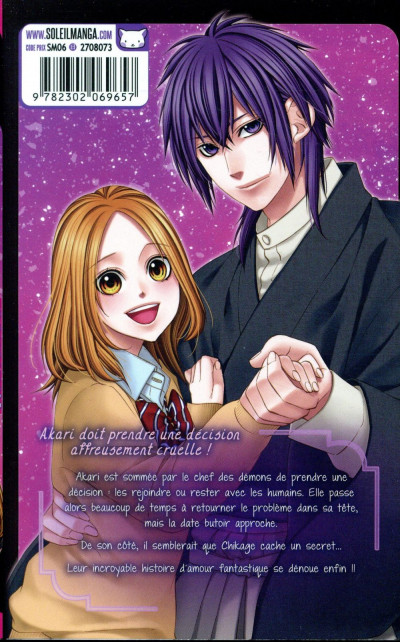 Dos Timeless romance tome 3