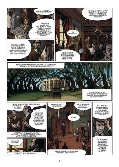 Page 2 Le fulgur tome 3