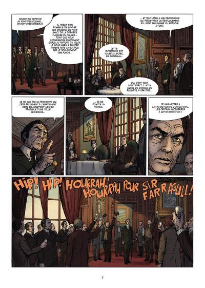 Page 3 Le fulgur tome 3
