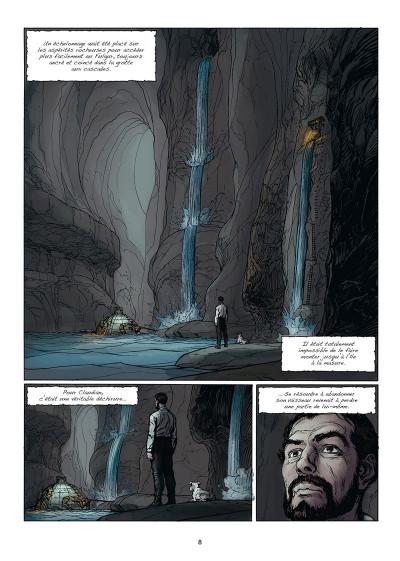Page 4 Le fulgur tome 3