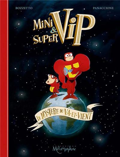 Couverture Minivip & Supervip