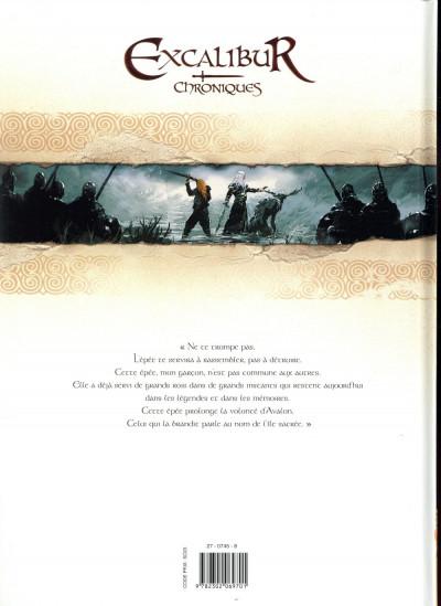 Dos Excalibur - chroniques tome 5