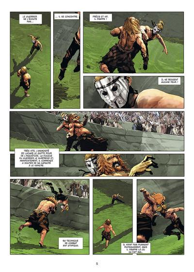 Page 3 Excalibur - chroniques tome 5