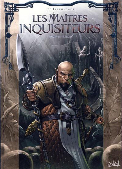 Couverture Les maîtres inquisiteurs tome 9 - Bakael