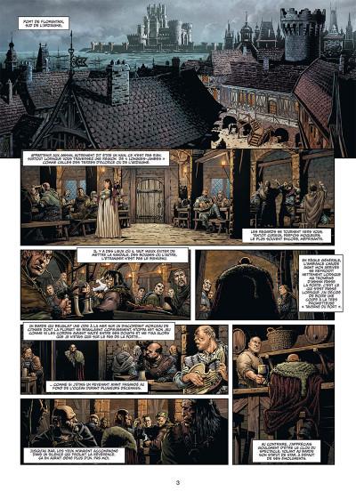 Page 1 Les maîtres inquisiteurs tome 9 - Bakael
