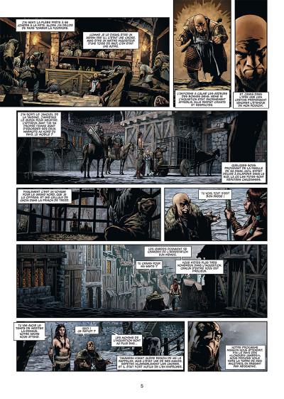 Page 3 Les maîtres inquisiteurs tome 9 - Bakael