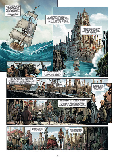 Page 4 Les maîtres inquisiteurs tome 9 - Bakael