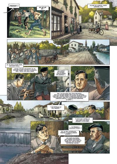 Page 2 L'aéropostale - des pilotes de légende tome 6