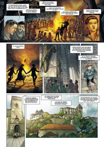 Page 3 L'aéropostale - des pilotes de légende tome 6