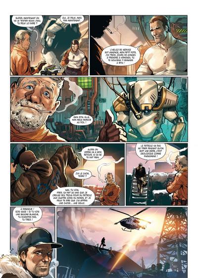 Page 2 Ghost war tome 1 + ex-libris offert