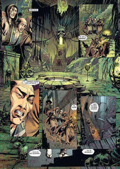 Page 1 Samurai tome 12