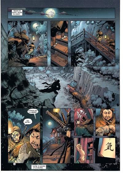 Page 4 Samurai tome 12