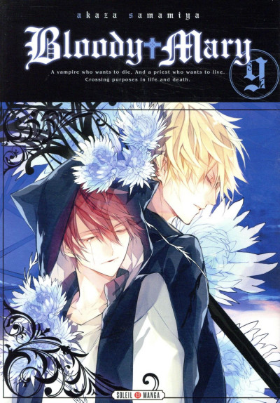 Couverture Bloody mary tome 9