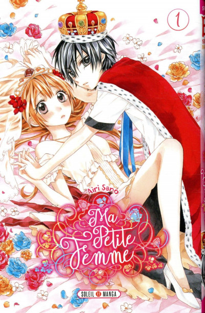 Couverture Ma petite femme tome 1