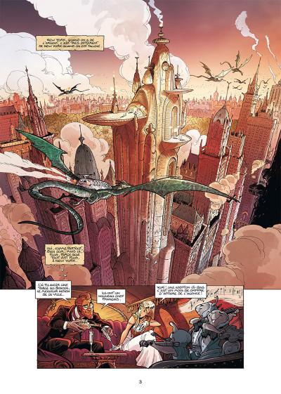 Page 1 Ekhö - monde miroir tome 8