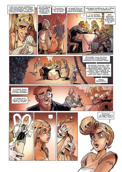 Page 3 Ekhö - monde miroir tome 8