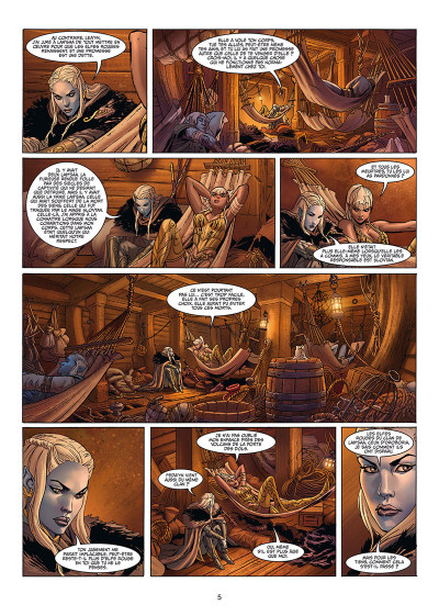 Page 3 Elfes tome 21