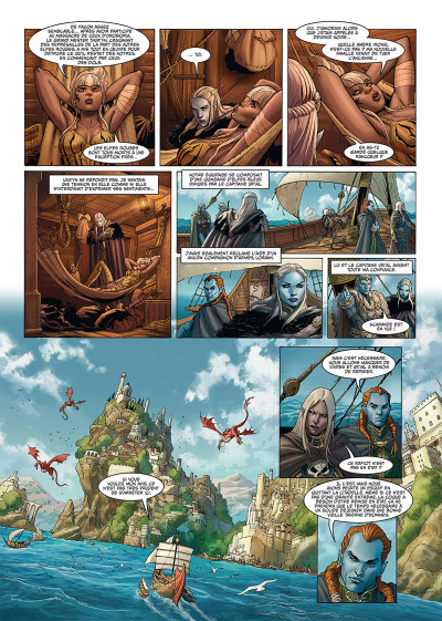 Page 4 Elfes tome 21