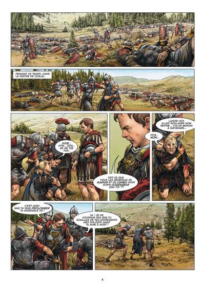 Page 2 Le troisième fils de Rome tome 3