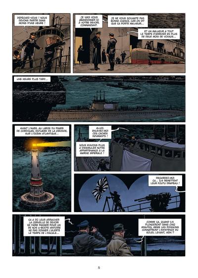 Page 3 Wunderwaffen tome 13