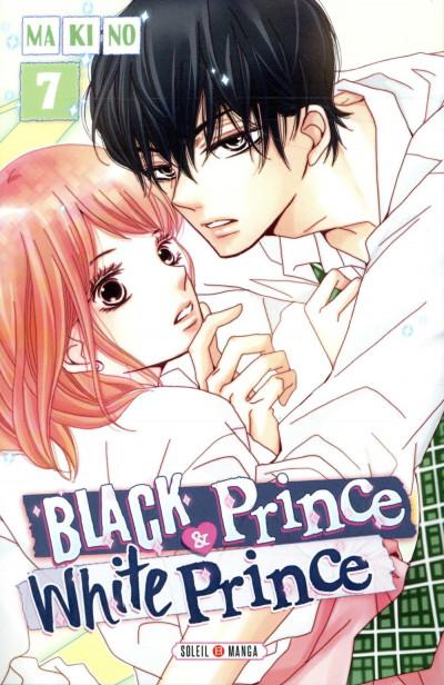 Couverture Black prince & white prince tome 7