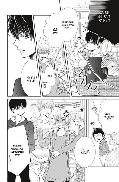 Page 8 Black prince & white prince tome 7