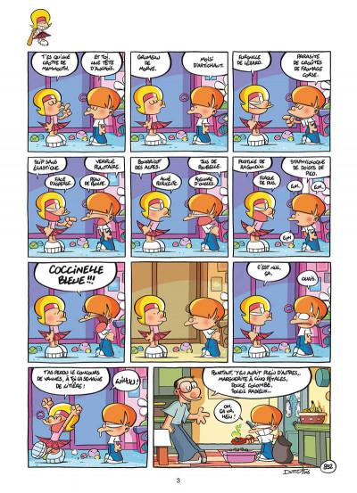 Page 3 Les p'tits diables - HS - Vive les vacances !