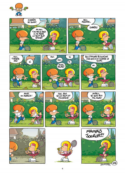 Page 4 Les p'tits diables - HS - Vive les vacances !