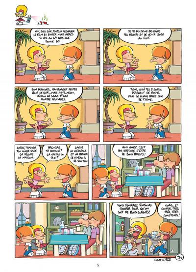 Page 5 Les p'tits diables - HS - Vive les vacances !