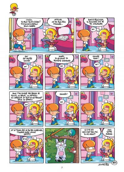 Page 7 Les p'tits diables - HS - Vive les vacances !
