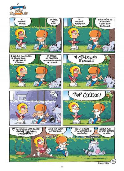 Page 8 Les p'tits diables - HS - Vive les vacances !