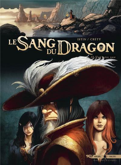 Couverture Le sang du dragon tome 12