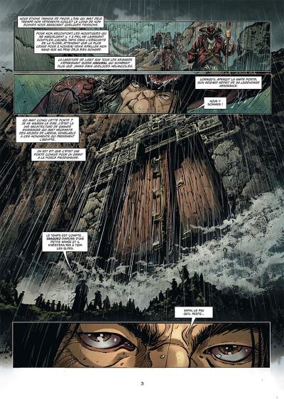 Page 1 Le sang du dragon tome 12