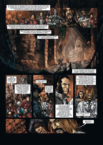 Page 2 Le sang du dragon tome 12
