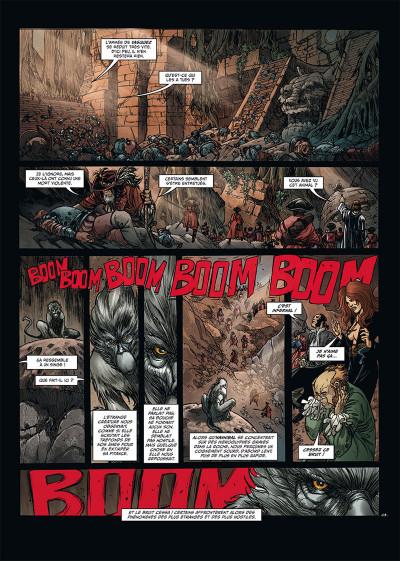 Page 3 Le sang du dragon tome 12