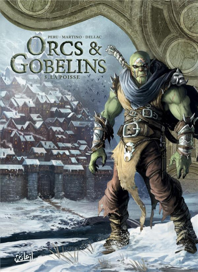 Couverture Orcs & gobelins tome 5