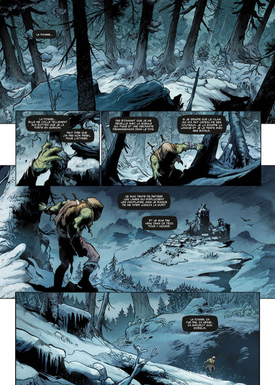 Page 3 Orcs & gobelins tome 5